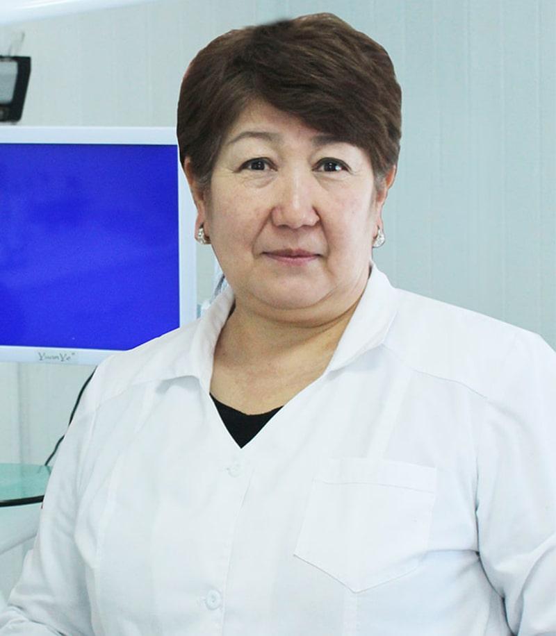 Джапарова Толкун